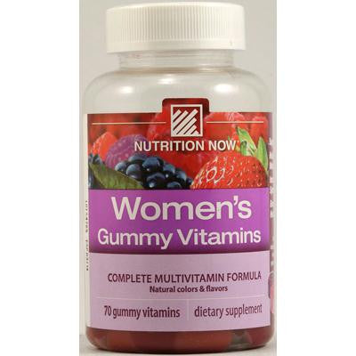 Picture of Nutrition Now Women's Gummy Vitamins Mixed Berry - 70 Gummies