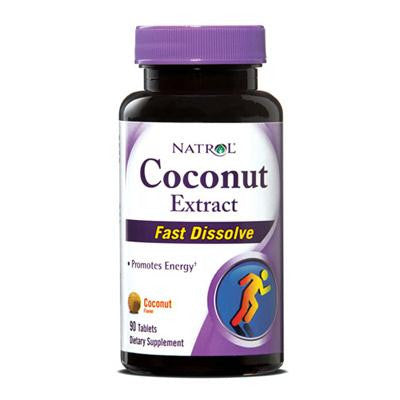 Picture of Natrol Coconut Extract - 90 Tablets