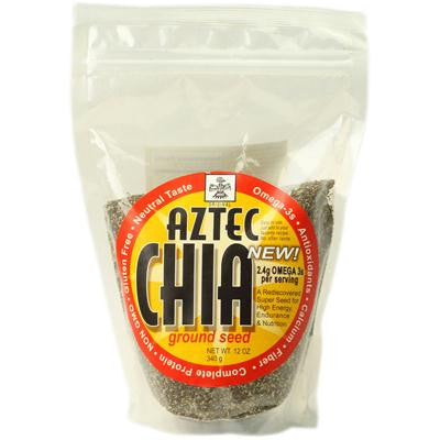 Picture of Anutra Aztec Chia Ground Seed - 12 oz