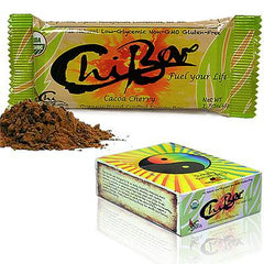 Chi Bar - Cacoa Cherry - Case of 12 - 1.7 oz