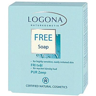 Picture of Logona Naturkosmetik Soap - Fragrance Free - 3.5 oz Bar