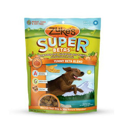 Zuke's Super Betas Blend Treats - 6 oz