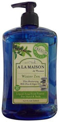 A La Maison French Liquid Soap - Winter - 16.9 oz
