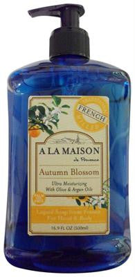 Picture of A La Maison French Liquid Soap - Autumn - 16.9 oz