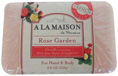 A La Maison Bar Soap - Rose Garden - 8.8 oz