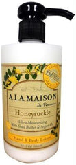 A La Maison Lotion - Honeysuckle - 10 oz
