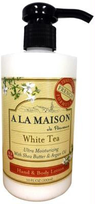 Picture of A La Maison Lotion - White Tea - 10 oz