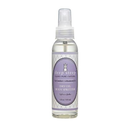 Picture of Deep Steep Dry Oil Body Spritzer - Lavender Chamomile - 4 oz