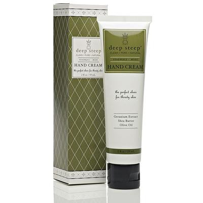 Picture of Deep Steep Hand Cream Rosemary Mint - 2 fl oz
