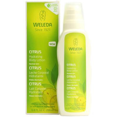 Picture of Weleda Hydrating Body Lotion Citrus - 6.8 fl oz