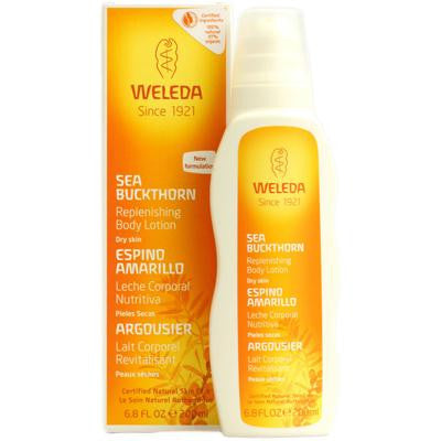 Picture of Weleda Replenishing Body Lotion Sea Buckthorn - 6.8 fl oz