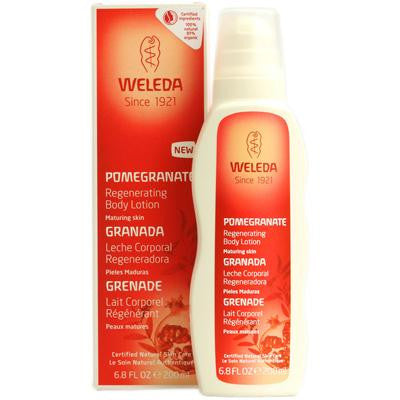 Picture of Weleda Regenerating Body Lotion Pomegranate - 6.8 oz