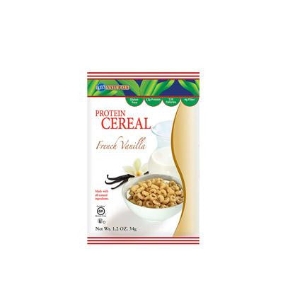 Picture of Kay's Naturals Protein Cereal French Vanilla - 1.2 oz - Case of 6