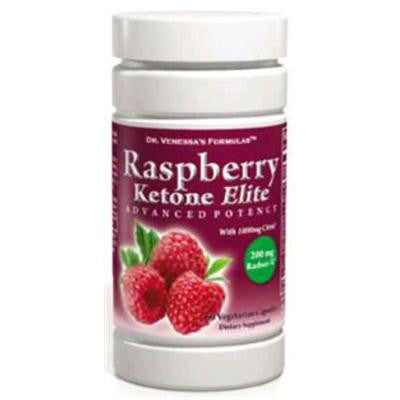 Picture of Dr. Venessa's Raspberry Ketone - 60 Vcaps