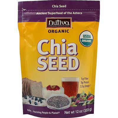Picture of Nutiva Organic Chia Seed - 12 oz