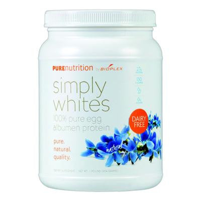Picture of Pure Nutrition Simply White Powder - Natural - 16 oz