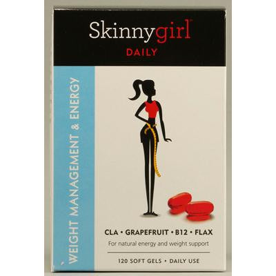 Picture of Skinnygirl Daily Weight Management and Energy - 120 Softgels