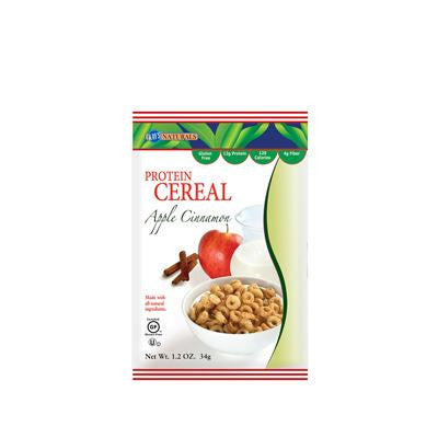 Picture of Kay's Naturals Protein Cereal Gluten Free Apple Cinnamon - 1.2 oz - Case of 6