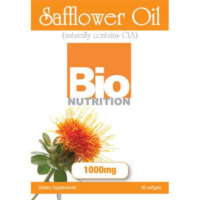 Picture of Bio Nutrition Safflower Oil - 90 Softgels