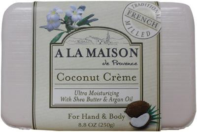 Picture of A La Maison Bar Soap - Coconut Creme - 8.8 oz