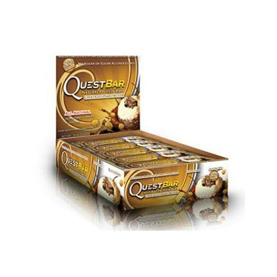 Picture of Quest Nutrition Bar - Chocolate Peanut Butter - Case of 12 - 2.12 oz