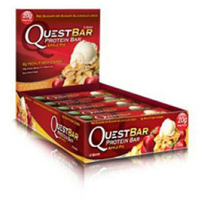 Picture of Quest Nutrition Bar - Apple Pie - Case of 12 - 2.12 oz
