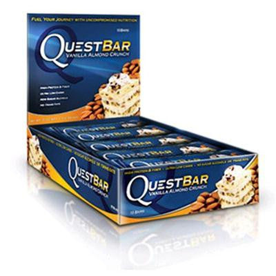 Picture of Quest Nutrition Bar - Peanut Butter and Jelly - Case of 12 - 2.12 oz