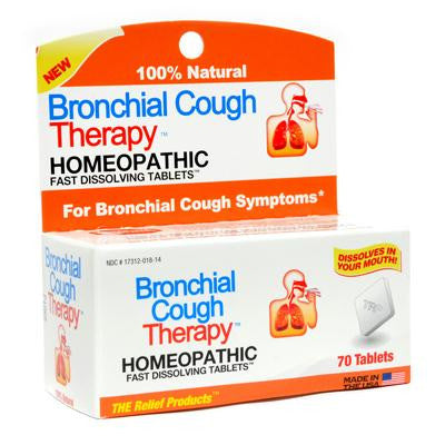 Picture of TRP Bronchial Cough Therapy - 70 Tablets