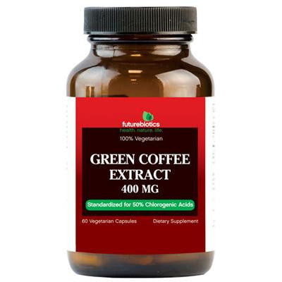 Picture of FutureBiotics Green Coffee Extract - 60 Vcaps
