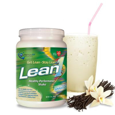 Picture of Nutrition53 Lean1 Shake - Vanilla - 1.2 lbs