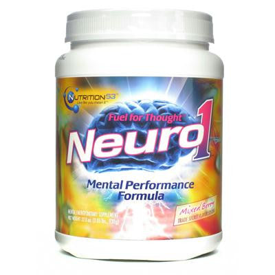 Picture of Nutrition53 Neuro1 Mental Performance Formula - Mixed Berry - 32.8 oz