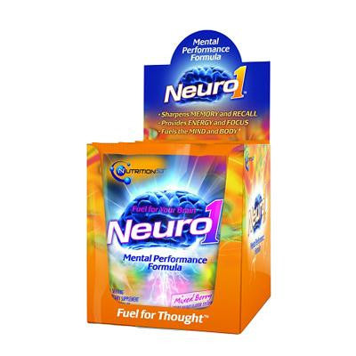 Picture of Nutrition53 Neuro1 Mental Performance Packets - Mixed Berry - Case of 15 - 31 Grams