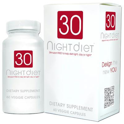 Picture of Creative Bioscience 30 Night Diet 60 - 60 Vcaps