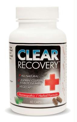 Picture of Clear Products Clear Recovery - 60 Cap