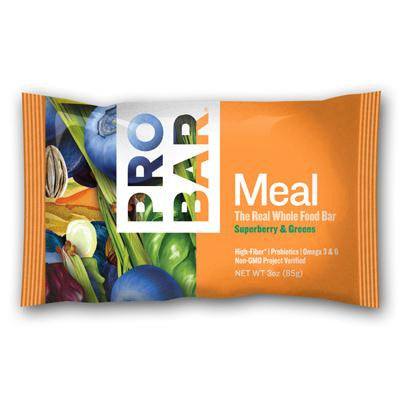 Picture of Probar Bar Organic Superberry Bar - Case of 12 - 3 oz