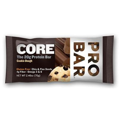 Picture of Probar Cookie Dough Core Bar - Case of 12 - 2.46 oz
