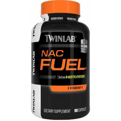Picture of Twinlab Nac Fuel - 600 mg - 90 capsules