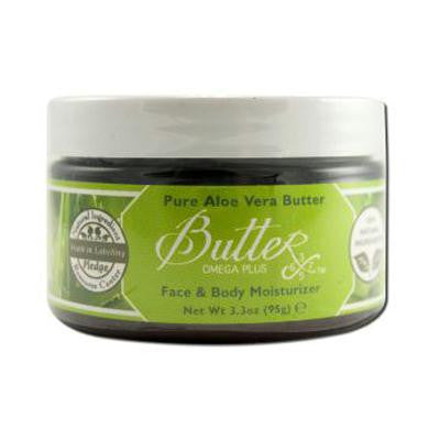 Picture of Aroma Naturals Body Butter - Pure Aloe Vera - 3.3 oz
