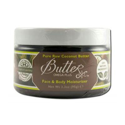 Picture of Aroma Naturals Body Butter - Pure Raw Coconut - 3.3 oz