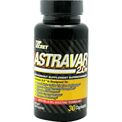 Picture of Top Secret Nutrition Astravar 2.0 - 30 capsules