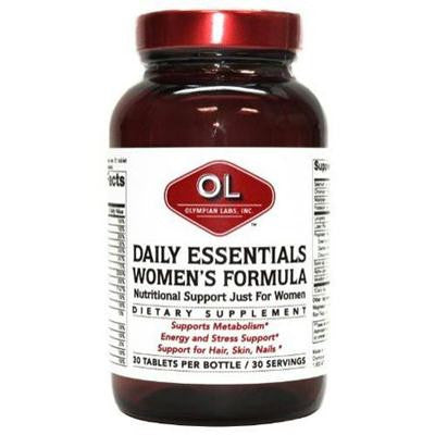 Picture of Olympian Labs Women's Daily Essentials - 30 tablets