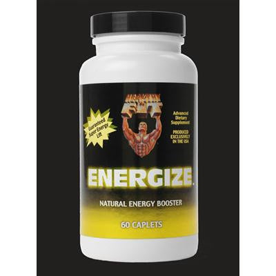 Picture of Healthy 'N Fit Energize Energy Booster - 60 capsules