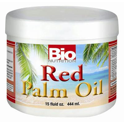 Picture of Bio Nutrition Red Palm Oil - 15 fl oz