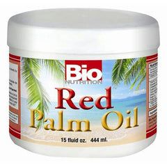 Bio Nutrition Red Palm Oil - 15 fl oz
