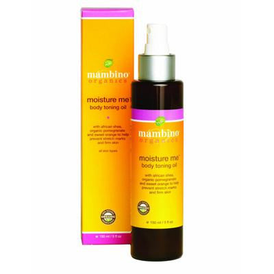 Picture of Mambino Organics Moisturizing Body Toning Oil - 5 fl oz