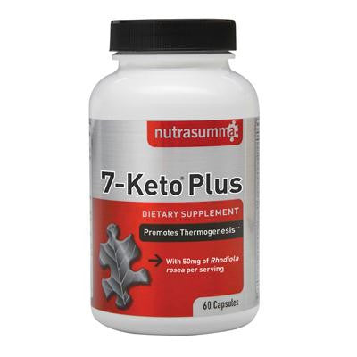 Picture of Nutrasumma Keto Plus - 60 Ct