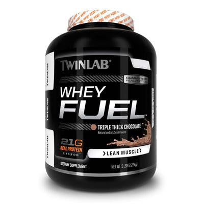 Picture of Twinlab Whey Fuel - Chocolate - 5 lb