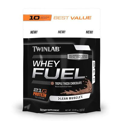 Picture of Twinlab Whey Fuel - Chocolate - 10.93 oz