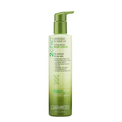 Picture of Giovanni Hair Care Products 2chic Body Lotion - Ultra-Moist Avocado and Olive - 8.5 fl oz