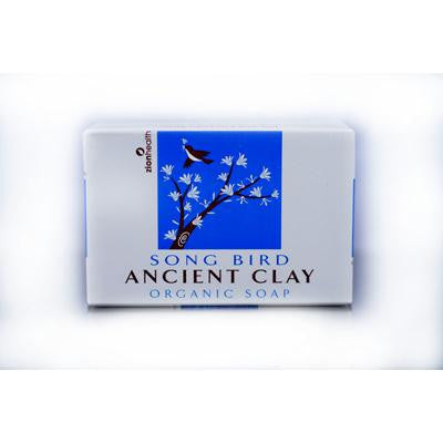 Picture of Zion Health Clay Bar Soap - Song Bird - 6 oz